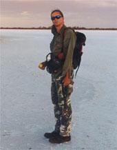 Erich Volschenk, Ph.D.